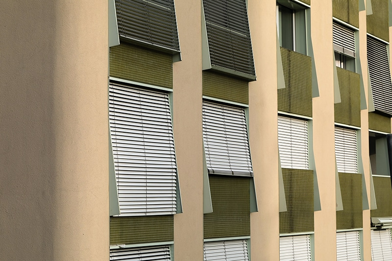 Security deposit and-or first and last month's rent assistance (apartment building windows)